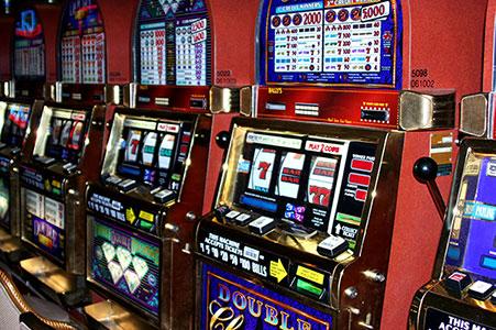 Enarmad bandit casino aktier guiden