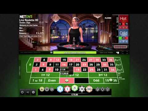 VIP roulette NetEnt casino gonzo