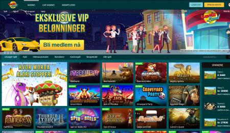 Återbetalning spelbolag Luckland casino spelLandet
