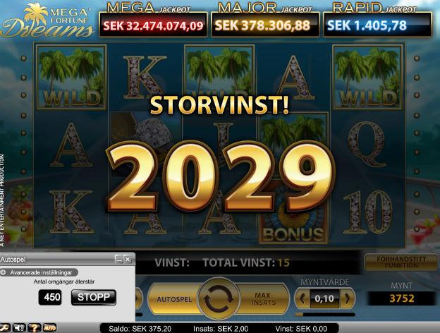 Mega fortune vinnare 2021 jämför relaunch