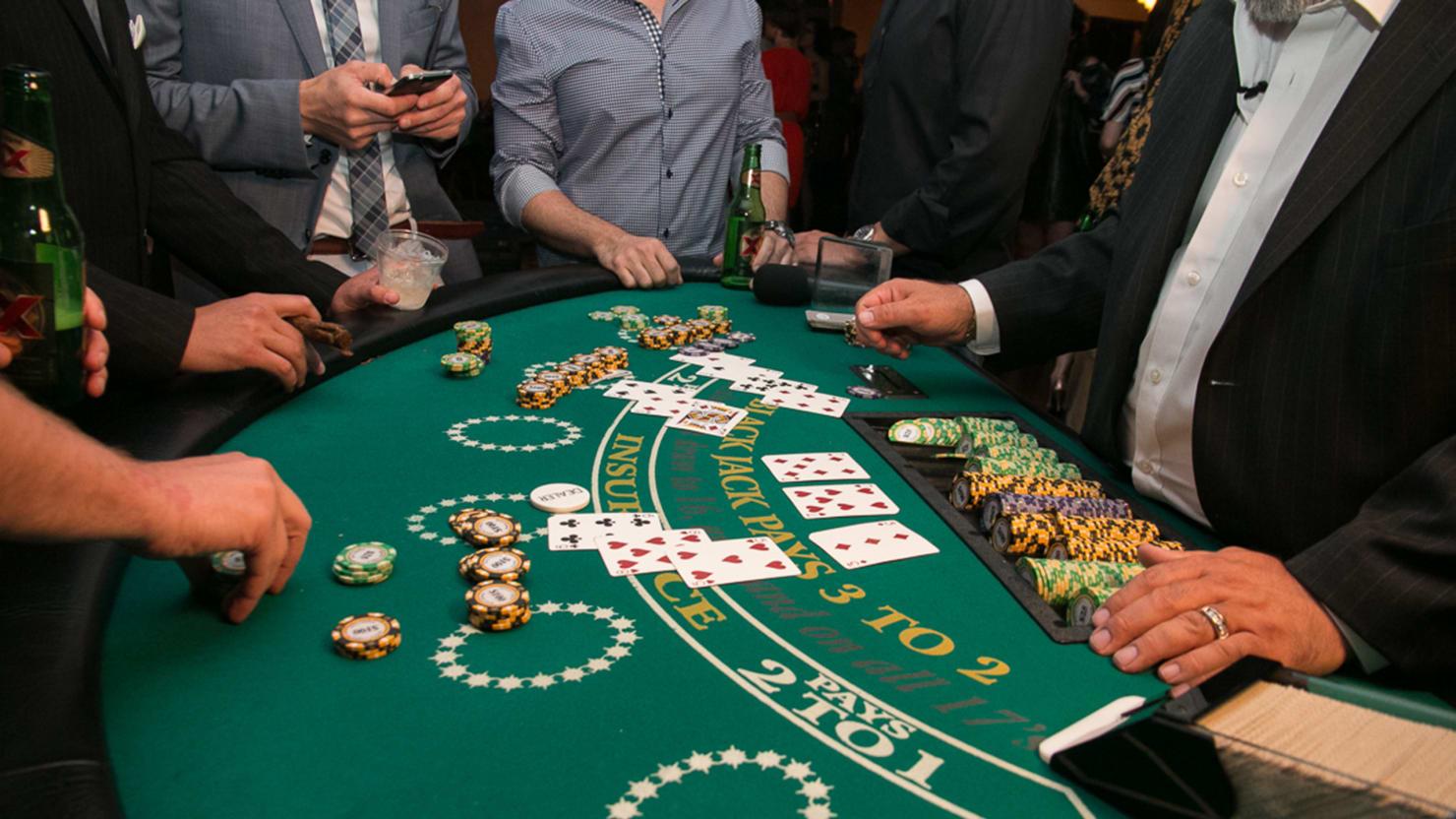 Blackjack counting cards priset
