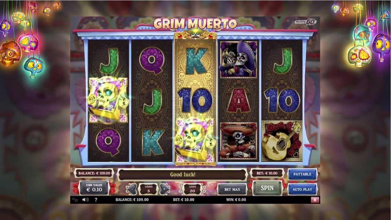 Casinos top list Grim water