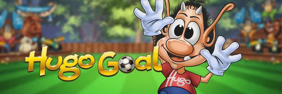 Svenska spelutvecklare slots Hugo Goal thirst
