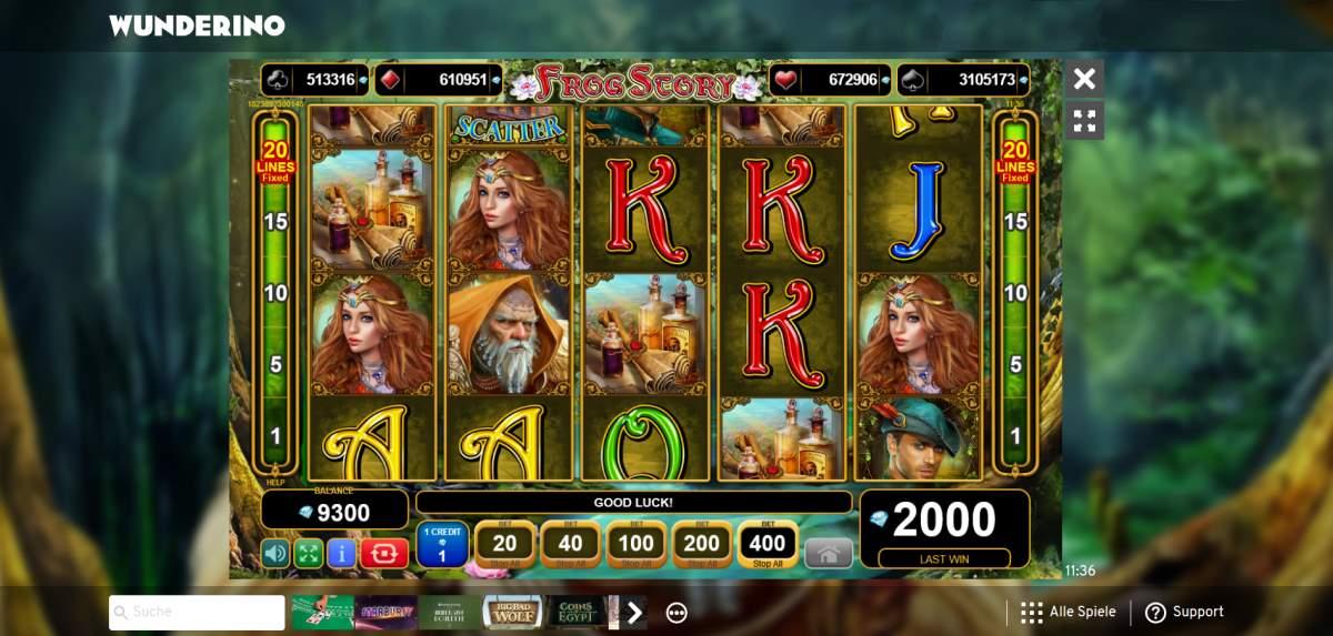 Mastercard casino online massvis