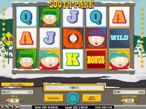 Svensk kasino med 3D South framtiden
