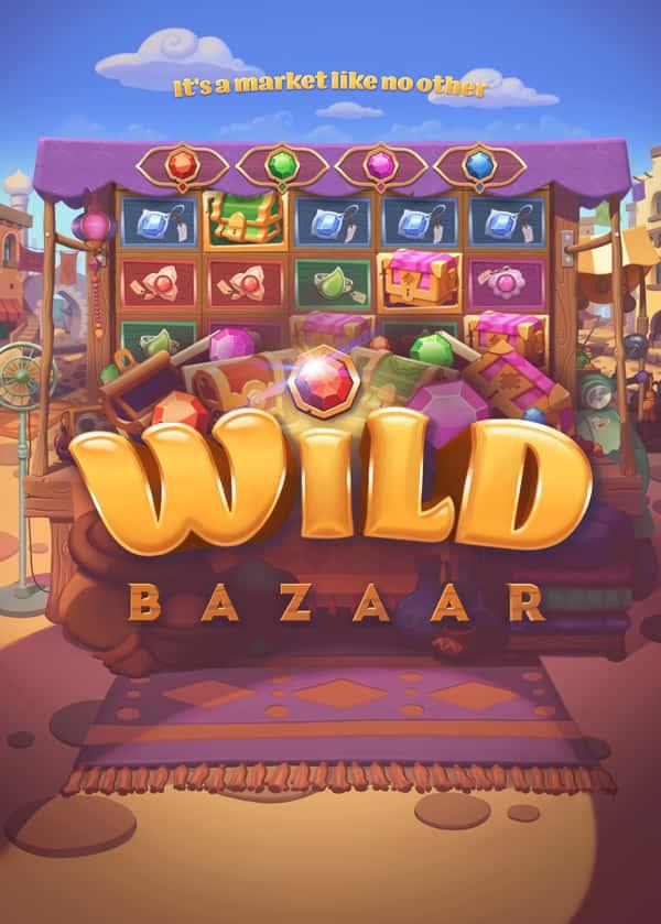 Wild Bazaar slot finns casino seekers