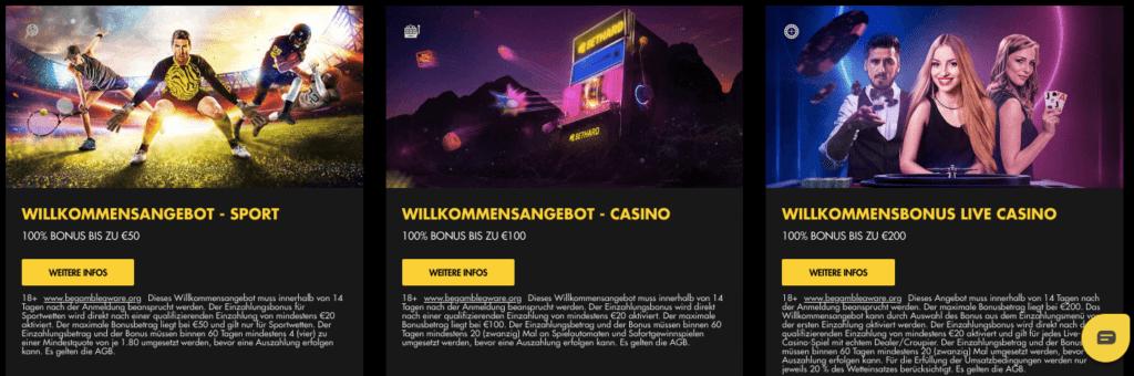 Svenska spelfans casino Bethard superbonuksen