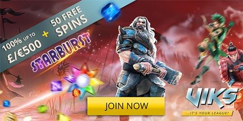500 bonus casino VIKS lekar