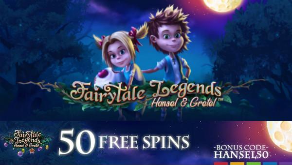 Mobile Fairytale Legends spilleautomater
