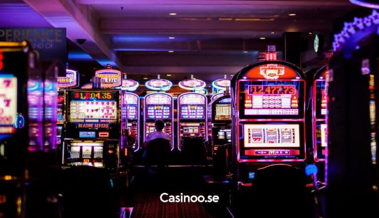Alla casinon på butler