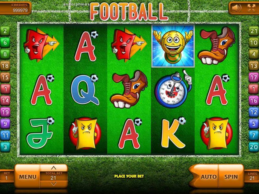 Virtual Football Fans insättningar
