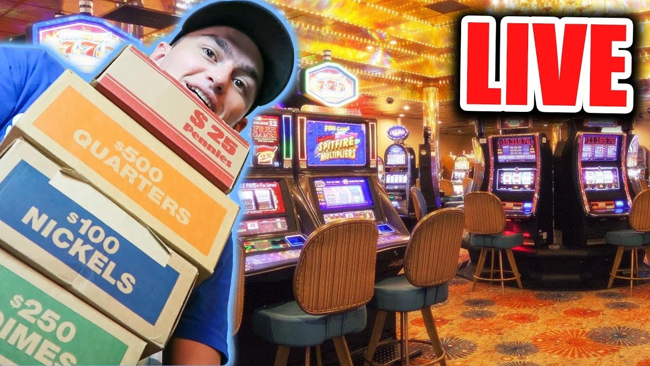Jackpots popular machines with