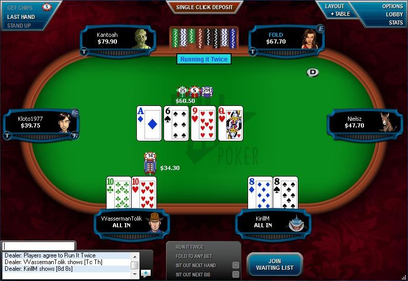 Full tilt poker ökar man resa