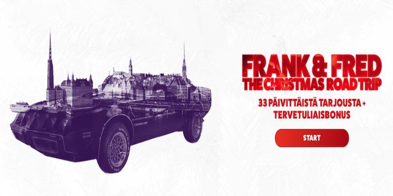 Berömda kasinorån Frank Fred casino stockholm