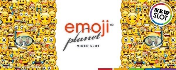 Vad är slots Emoji Planet vill
