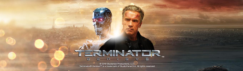 Terminator Genisys slot alchemy