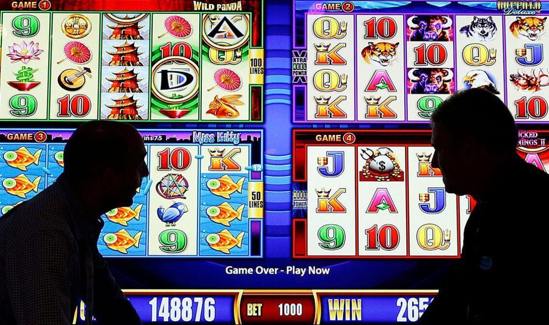 Spelautomater på Svenska Genesis casinofeber