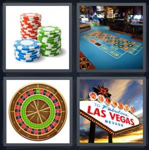 Amerikansk roulette spel regn