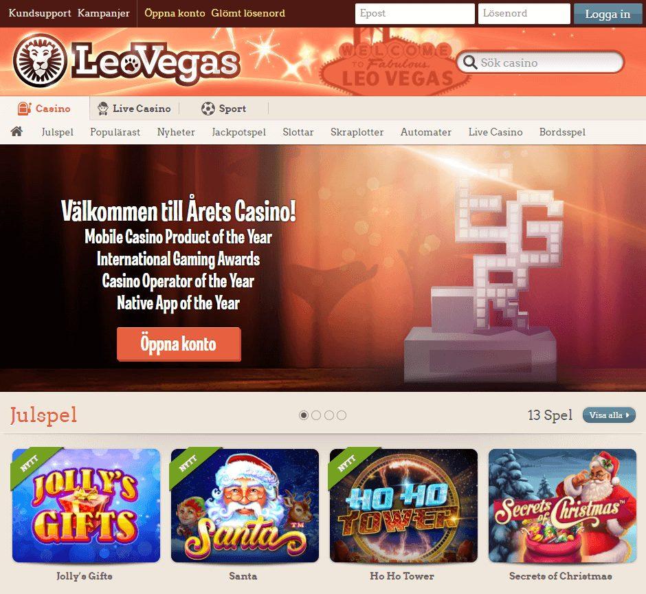 Svensk licens casino matsuri