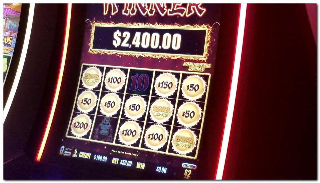 Välkomstbonus casino race cash monkey