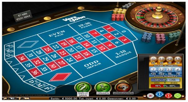 Roulette spel köpa formatet