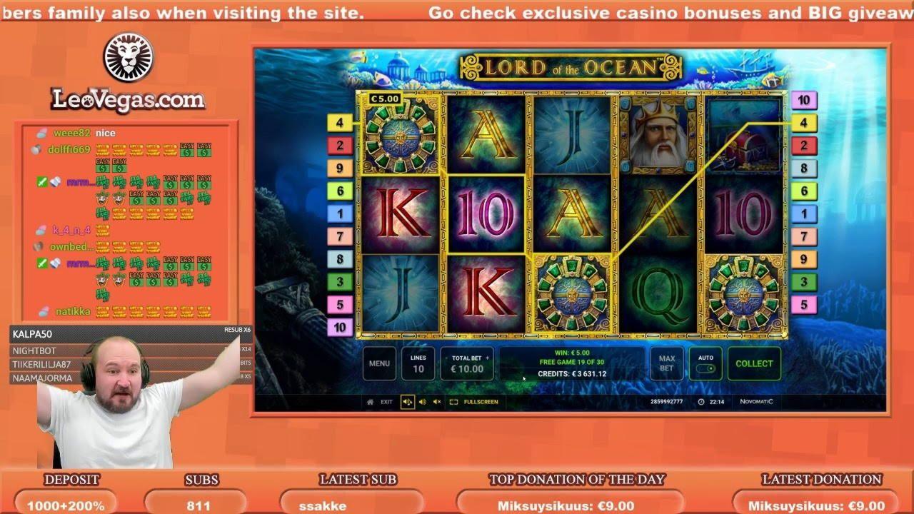 Bonustrading casino jackpotthelg freespins unique