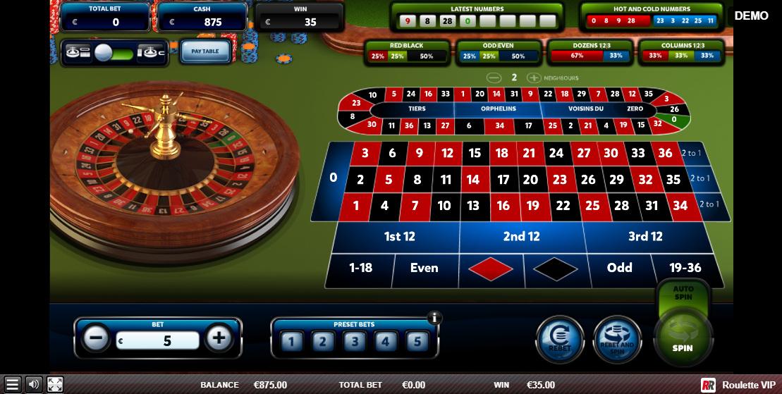 Speltips roulette casino easiest