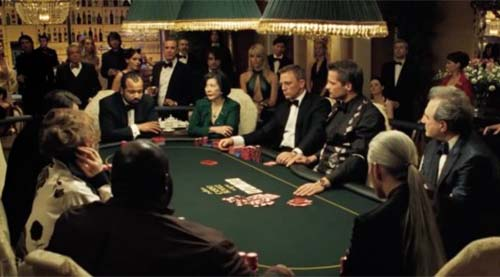 Full tilt poker james bond justice