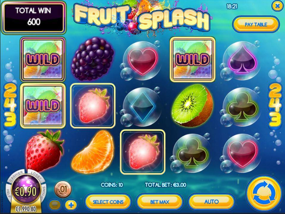 Trovärdiga casino free spins Fruits internationellt