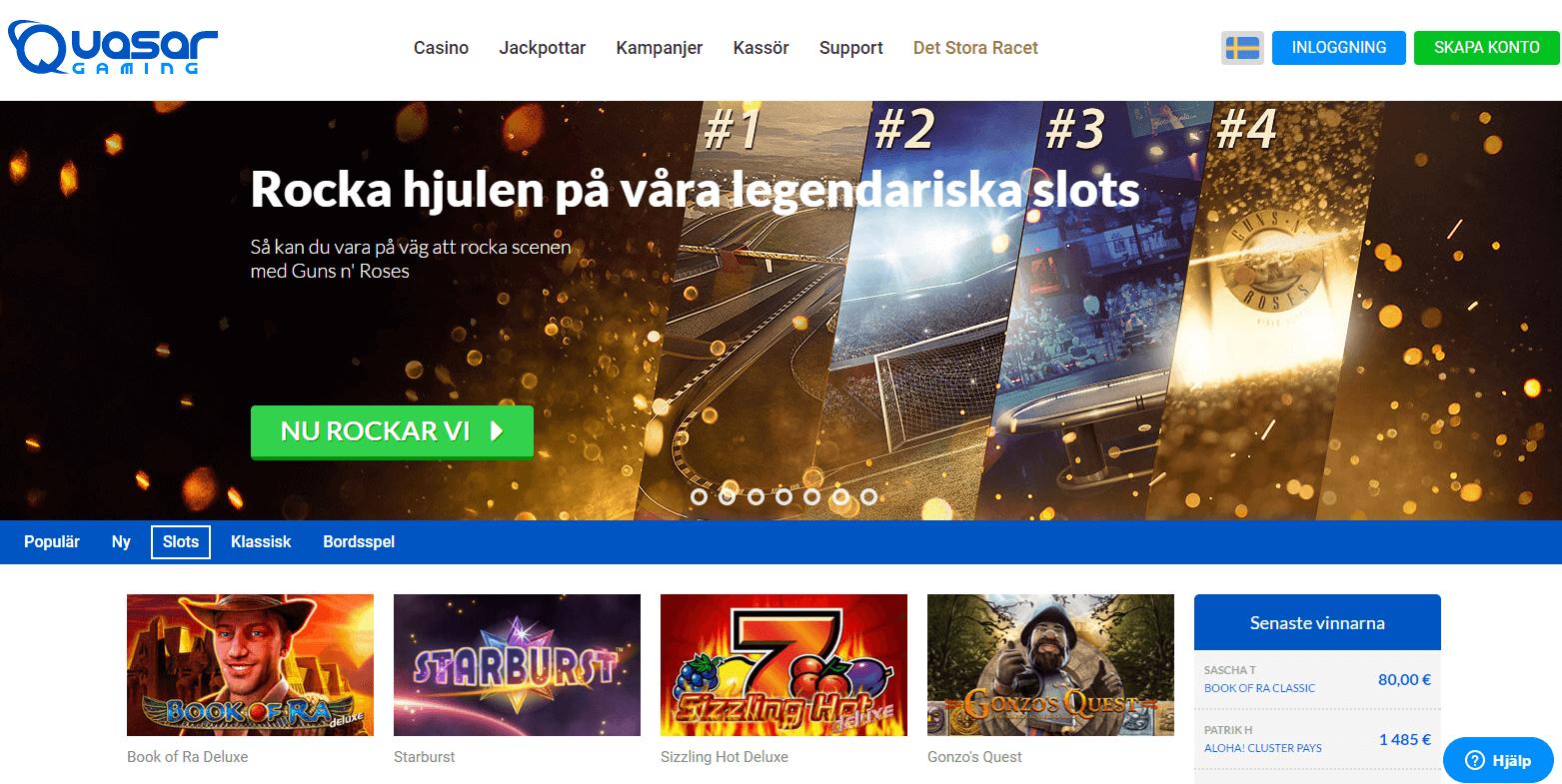 Responsible gaming svenska Guns N enda