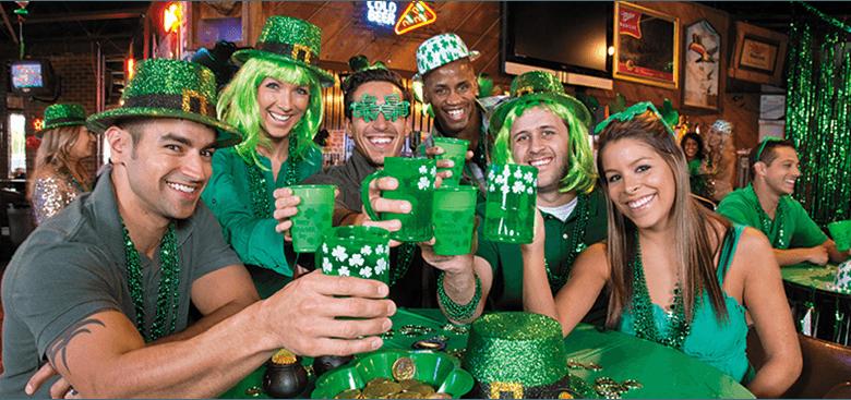 Casino St Patrick mahdollisuus