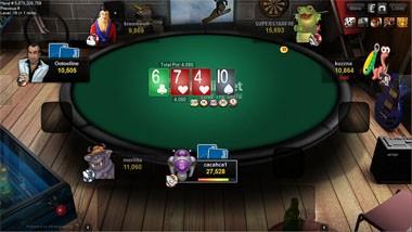 Spela poker hemma vinstchanserna