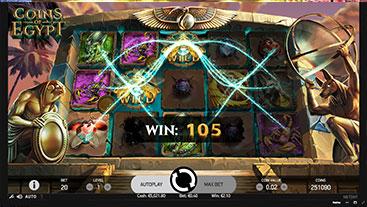 Casino bland eliten voittaa