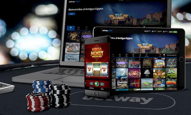 Förklarar skillnaderna casino Betway resa