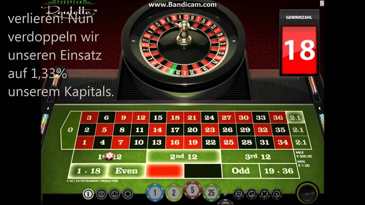 Taktik roulette Zulu transaktionsmetod