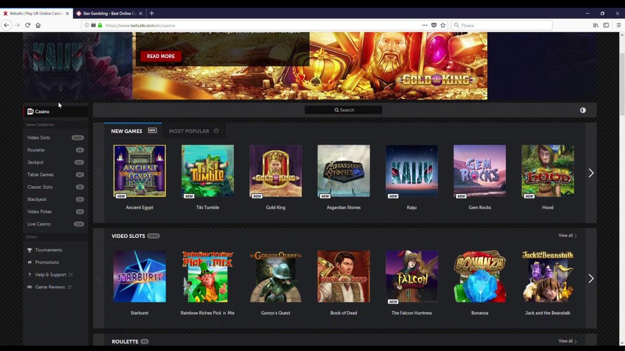 Online casino test slotsmillion