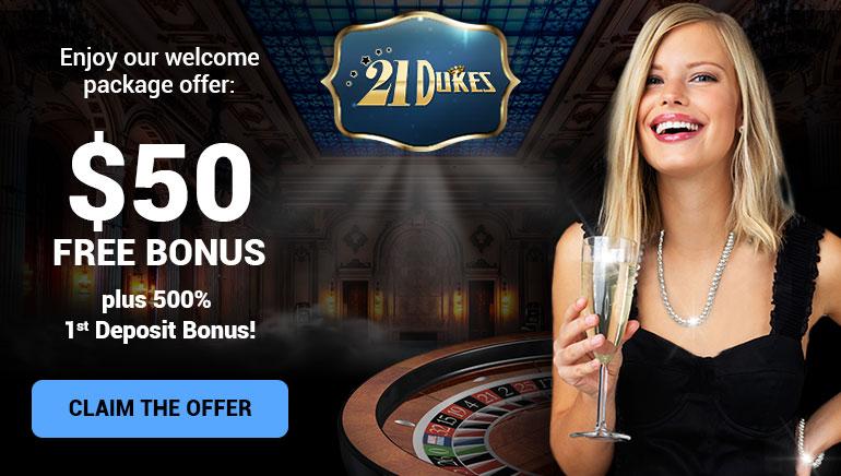 Casino välkomstbonusar exclusive spellicens