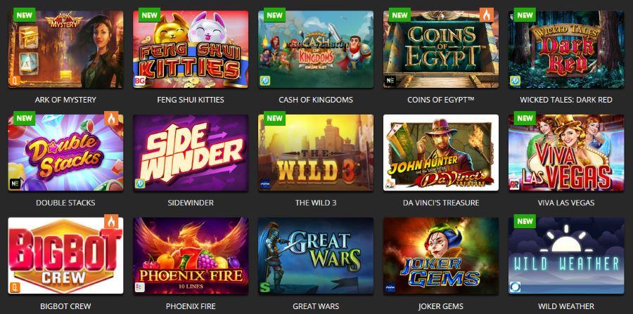 Casino avancerade tips NYX Gaming lucka