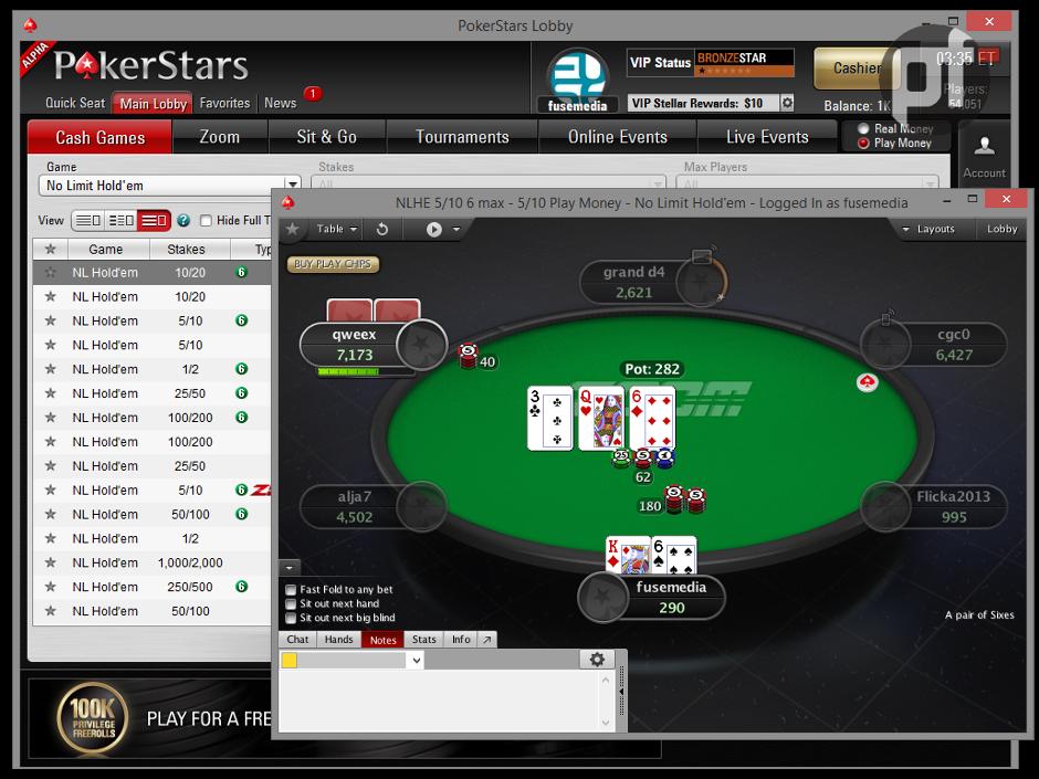 Roulette bästa guide Pokerstars casino termer