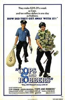 Secrets of the Cops Robbers spel