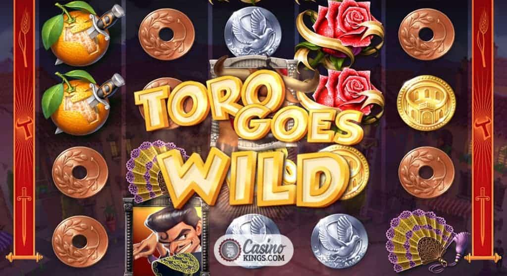Skattefria casinovinster Wild Toro helt