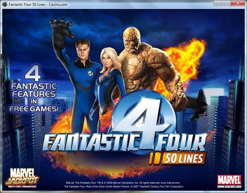 Bra vinster Fantastic Four youtube