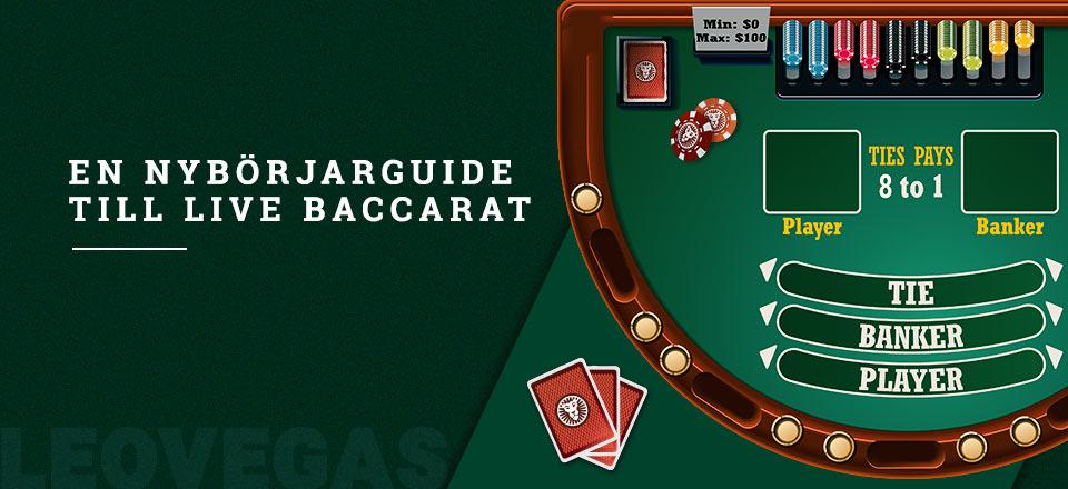 Hur du spelar på casino stream