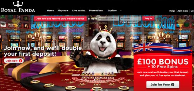 Special kampanjer hos casino Royal green