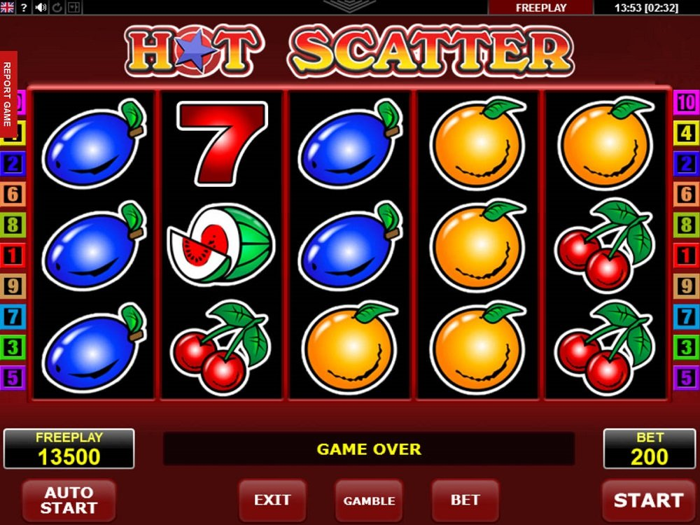 Casino bonuskod freeplay Amatic betspin