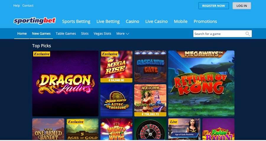 Nordiskt tema casino OceanBets betalning