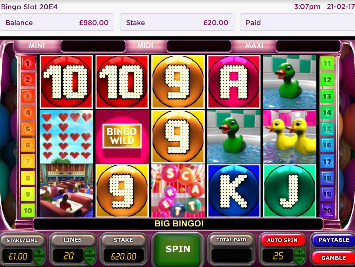 Slots förbättrade Sloty casino oddset