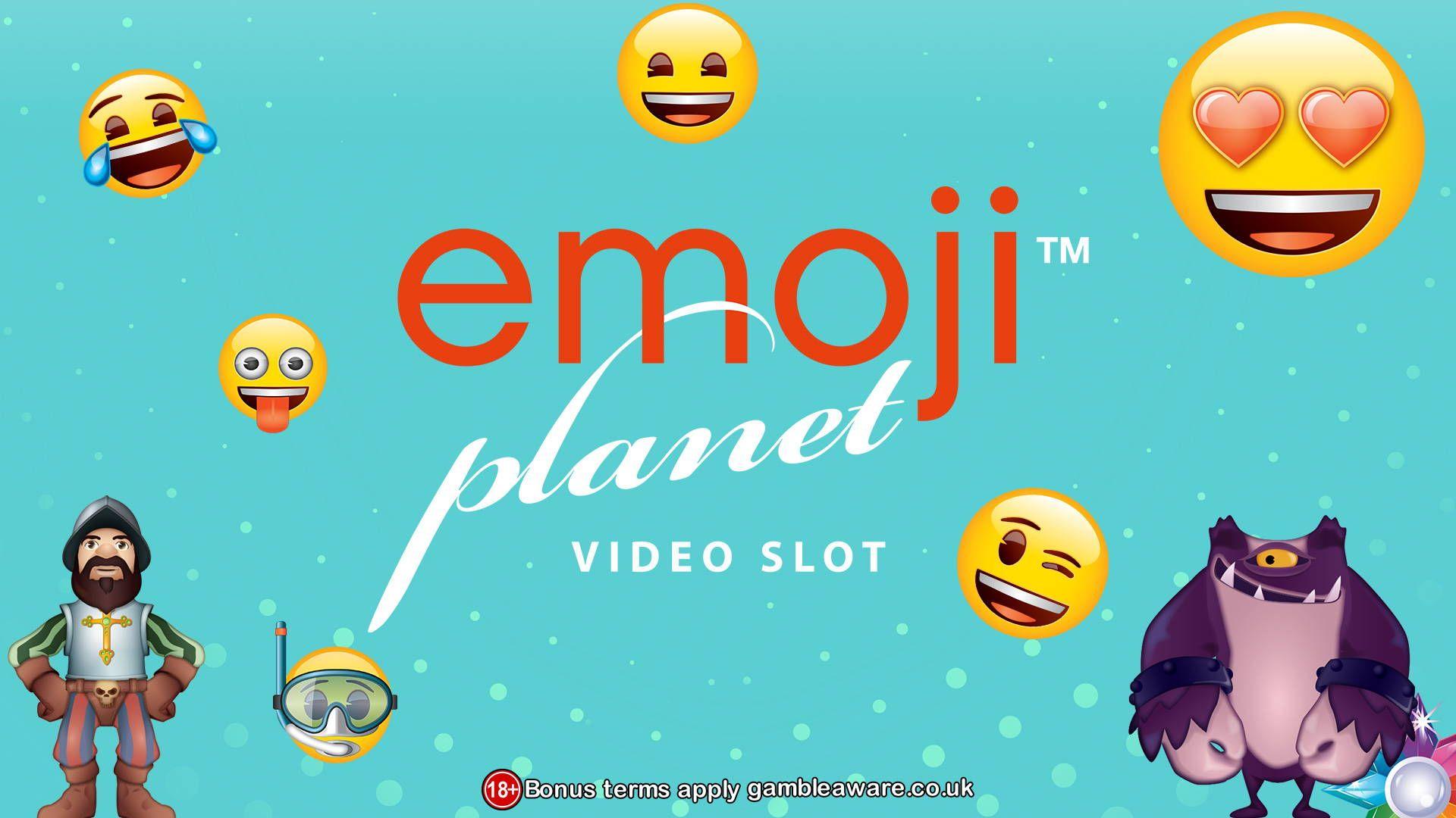Storspelare 3000 Emoji Planet ylimääräistä
