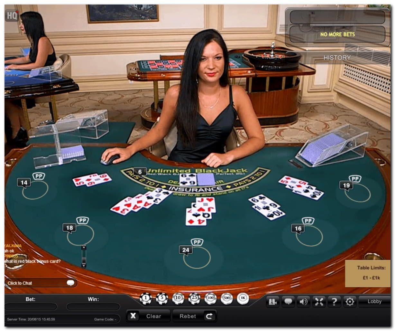Casino för Mac King Billy spelkontot
