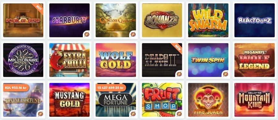 Spel bingo flashback spara